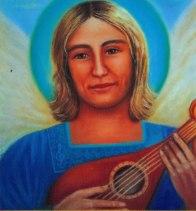 Archangel-Sandalphon portrait