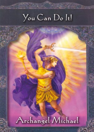 Archangel-michael You can do it
