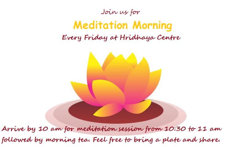 Meditation Morning